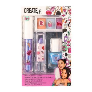 Create It Holographic Make-Up Set
