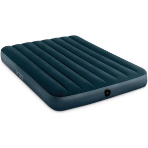 Intex 64733 Midnight Green Downy Full 2-Persoons Luchtbed 137x191x25 cm Groen