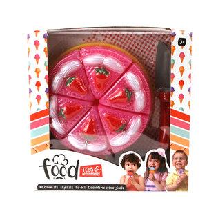 Food Toys Taart met Taartschep
