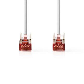 Nedis CCGP85221WT50 netwerkkabel 5 m Cat6 S/FTP (S-STP) Wit