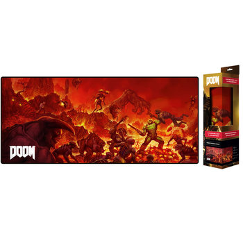 Doom  Extended Gaming Mousepad  Retro  80x35 cm