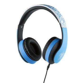Konix- Fiji overear koptelefoon - 3.5 jack- turquoise