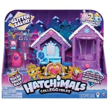 Spin Master Hatchimals Colleggtibles Glitter Salon Set + 2 Hatchimals
