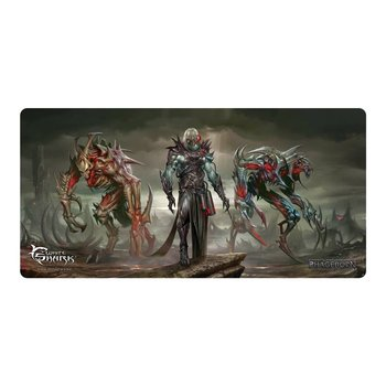 White Shark Deskpad Corruption Gaming Muismat 137,5cm x 67,5cm x 5mm