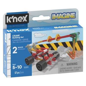 Knex Imagine 2in1 Bouwset Kraan