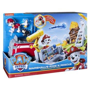 Paw Patrol Ride 'n Rescu Vehicle Marshall