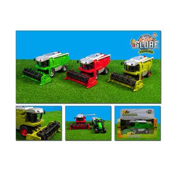 Kids Clobe Farming Combine met Licht en Geluid Assorti