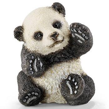 Schleich Speelfiguur Spelende Jonge Panda