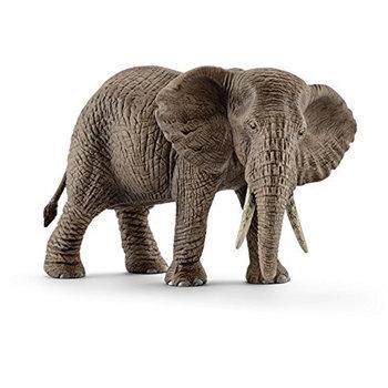 Schleich Afrikaans Olifant Vrouwtje
