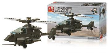 Sluban M38-B6200 Army Gevechtshelikopter