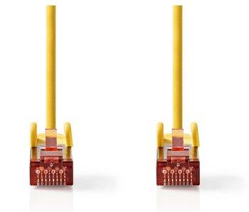 CAT6 SFTP-Netwerkkabel RJ45 Male - RJ45 Male Geel