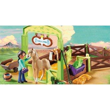 Playmobil 9479 Dreamworks Spirit Pru en Chica Linda