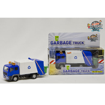 Kids Globe Traffic Vuilniswagen