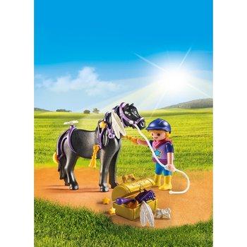 Playmobil 6970 Country Pony met Figuur en Accessoires