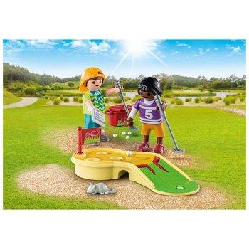 Playmobil 9439 Kinderen met Minigolf