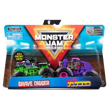 Monster Jam Die-Cast Trucks 1:64 2 Stuks Assorti