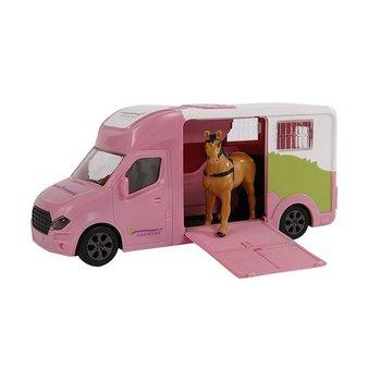 Kids Globe Traffic Paardentruck met Paard