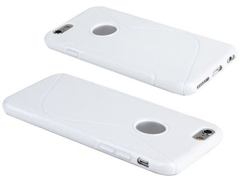 AA Iphone 6 S-Line (White) Gel Case