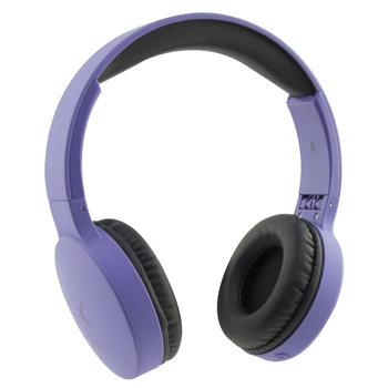 Ksix - Go&Play travel draadloze  en inklapbare koptelefoon -paars