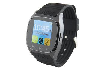 KSIX - Smart Watch Plus - Zwart
