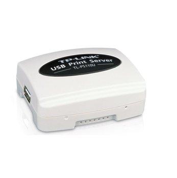 TP-LINK Single USB2.0 Port Fast Ethernet print server Ethernet LAN
