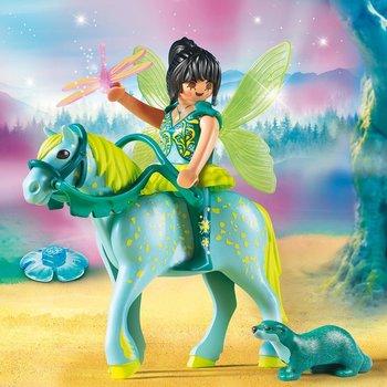 Playmobil 9137 Fairies Waterfee met Paard