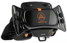 FreeFly VR - Virtual Reality Smartphone Headset (bril)