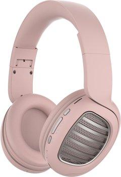Snopy SN-BT55 DIAMOND TF Kart - Bluetooth headset met micro SD kaart  - roze
