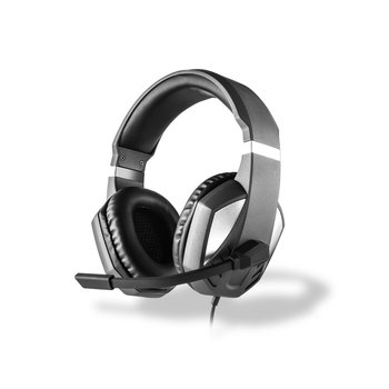 Under Control - Multiplatform Gaming Headset - PS4 - Switch - Xbox One - PC - bedraad - Grijs