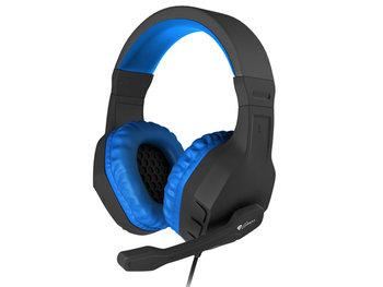 Genesis Argon 200 - Stereo PC Gaming Headset - Blauw
