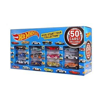 Hot Wheels Set van 50 Auto's