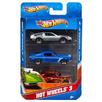 Hot Wheels 3-Pack Assorti