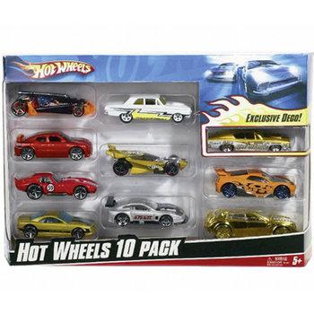 Hot Wheels 10 Car Giftpack Assorti