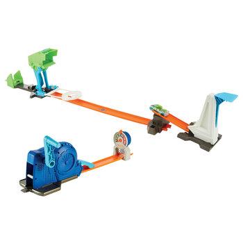 Mattel Hot Wheels Track Builder System Set Assorti
