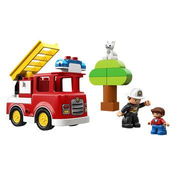 Lego Duplo 10901 Brandweerwagen met Licht en Geluid