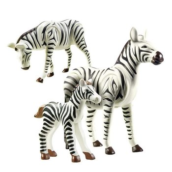 Playmobil 70356 Family Fun Zebra's met Baby