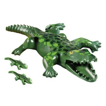 Playmobil 70358 Family Fun Alligator met Baby's