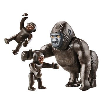Playmobil 70360 Family Fun Gorilla met Baby's