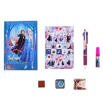 Disney Frozen 2 Maak Je Eigen Dagboek Set