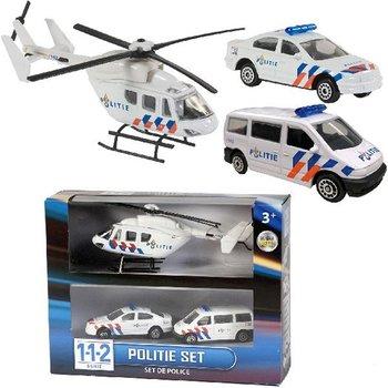 112 Politie Speelset 3-delig
