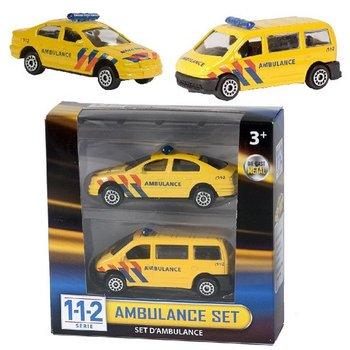 112 Ambulance Set 2-delig