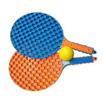 Summertime Beach Ball Racket Oranje/Blauw
