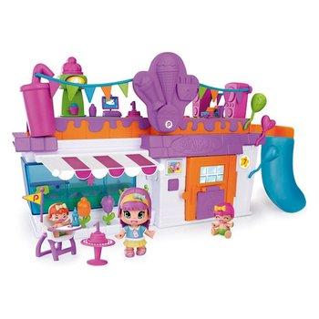 Pinypon Baby Party met 1 Figuurtje en 2 Baby's + Accessoires