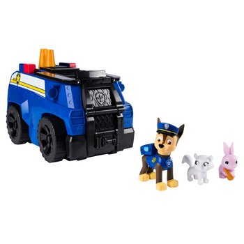 Paw Patrol Chase Ride N Rescue Set