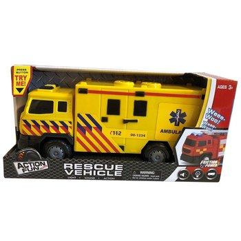 Ation Fun Ambulance met Licht en Geluid