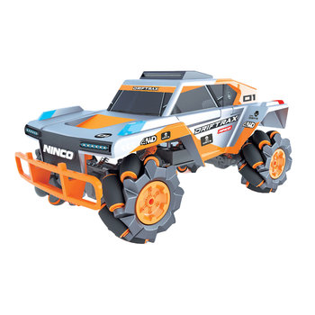 Ninco RC Drift Trax Auto 34x18x15.8 cm Grijs/Oranje