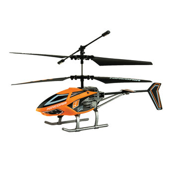 Ninco RC Flog Helikopter 26x11x4,5 cm Oranje/Zwart