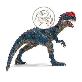 Schleich Speelfiguur Dilophosaurus
