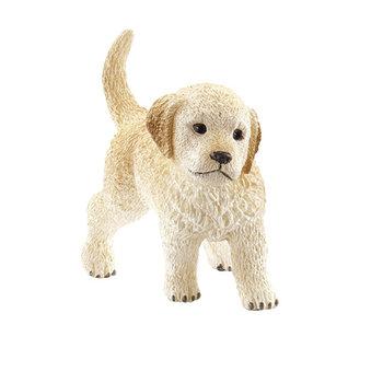 Schleich Speelfiguur Golden Retriever Pup