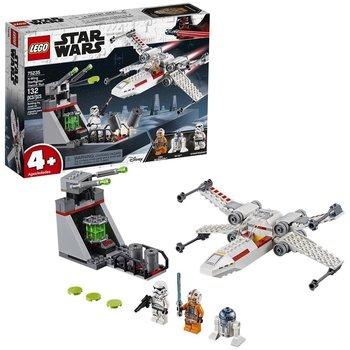 Lego Starwars 75235 X-Wing Starfighter Trench Run